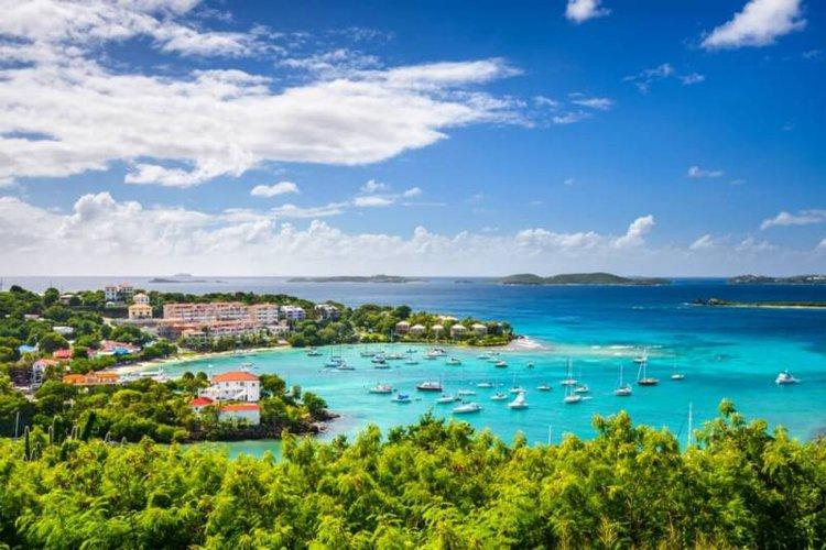 Us Virgin Islands - a featured Sailo destination