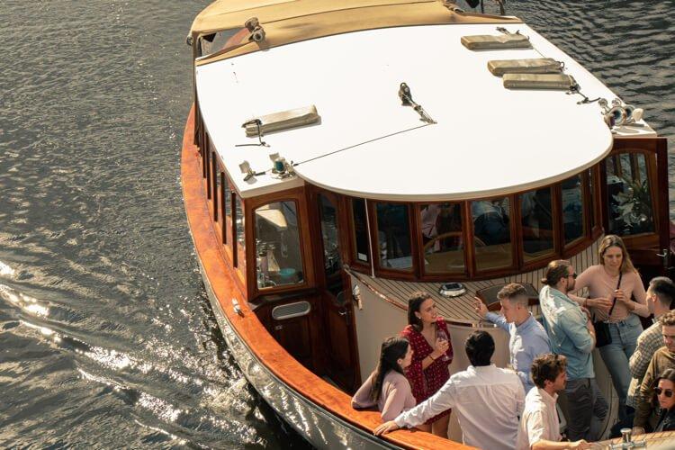 boston harbor sailing cruises