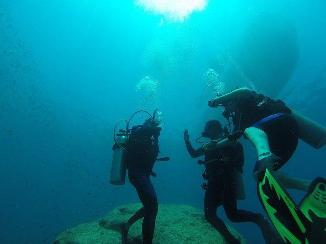 sailing-cancun-scuba-diving-sailo-boat-rental