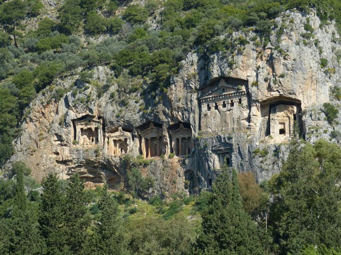 marmaris-boat-trips-lycia-tombs-sailo-boat-rentals-yacht-charters