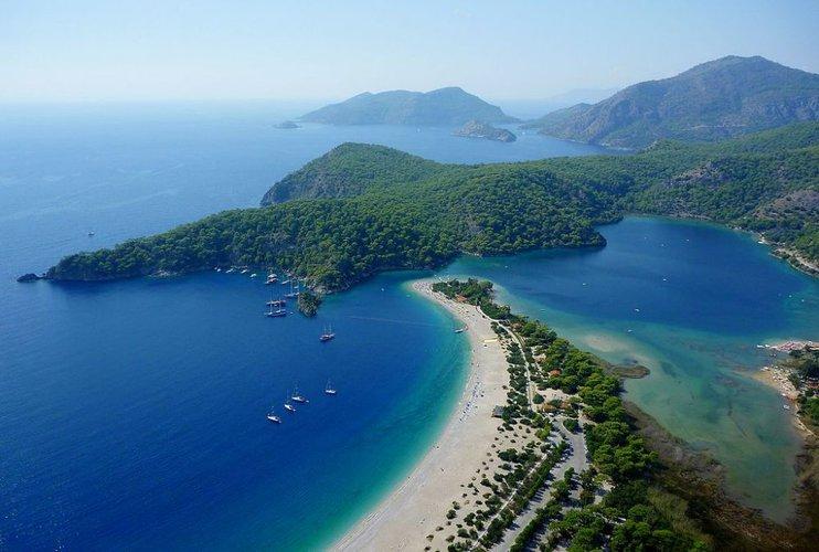 yacht-charter-turkey-gocek-sailo-Blue Lagoon- oludeniz