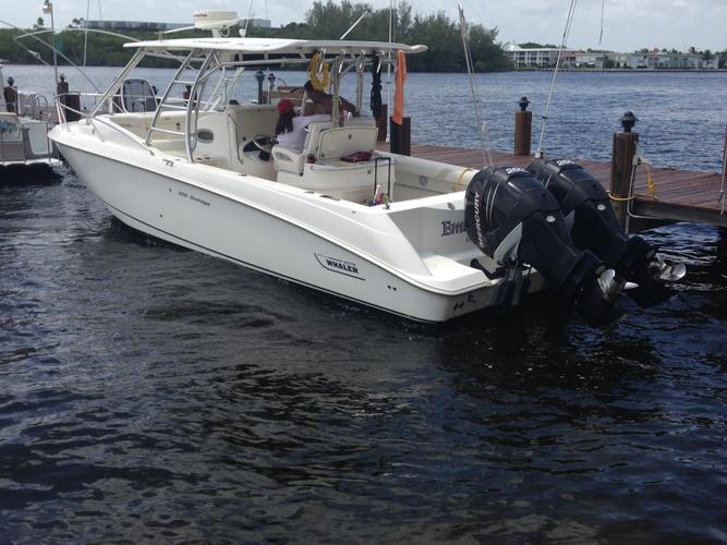 Boat rental in Deerfield Beach, FL