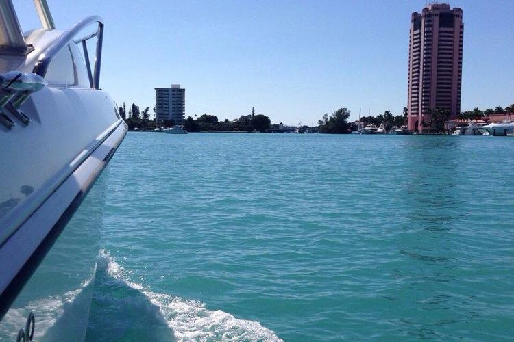 Center console boat for rent in Deerfield Beach