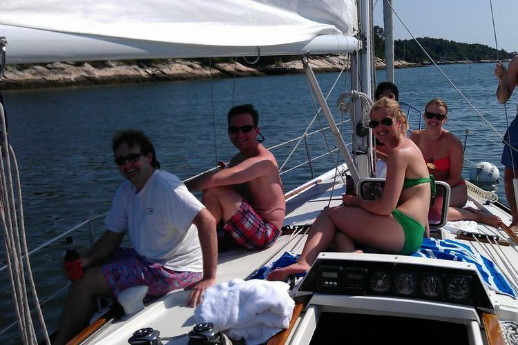 Dufour boat for rent in Branford