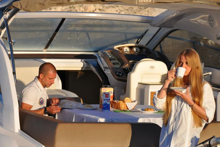 Boat for rent Sessa Marine 38.0 feet in Marina Izola, Slovenia