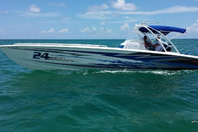Boat for rent Concept 36.0 feet in Haulover Park Marina, FL