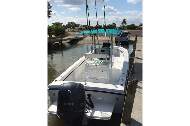 Boat for rent Whitewater 28.0 feet in Crandon Park Marina, FL