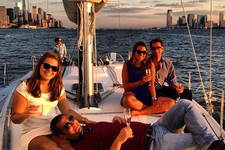 Experience the magnificence of Sailing around NYC
