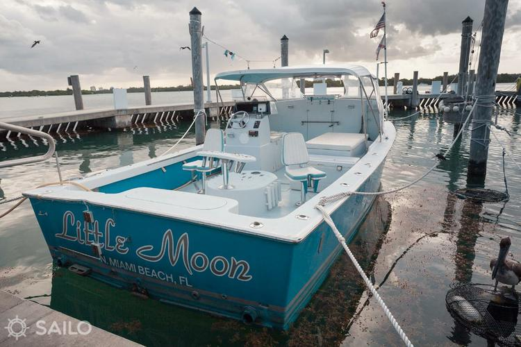 The most economical way to go deep sea fishing!