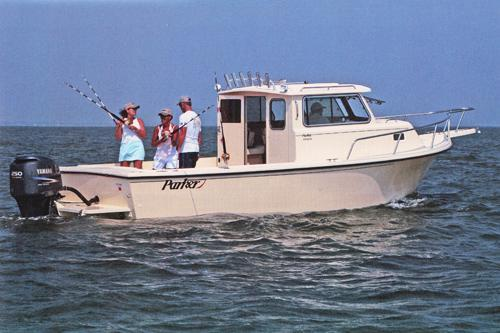 Enjoy a day on the water fishing in the best spots
