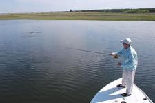 Amazing day fly fishing!