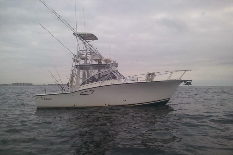 Incredible fishing experience on this 30' Albemarle
