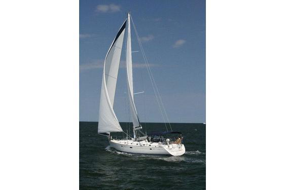 This 50' Beneteau is the perfect venue for your next getaway!