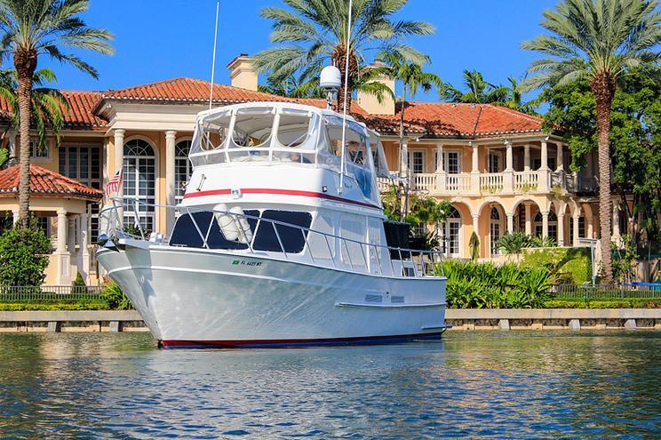 Trawler boat for rent in Miami