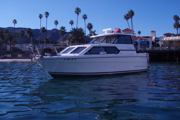 Enjoy Marina Del Rey from the water on this beauty