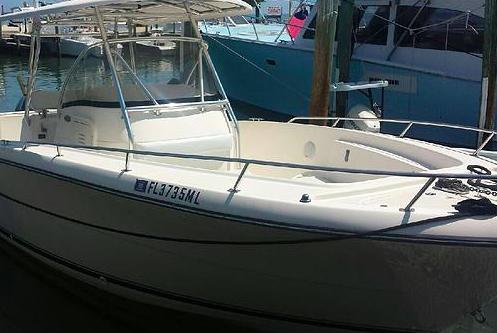 Boat rental in Islamorada, FL