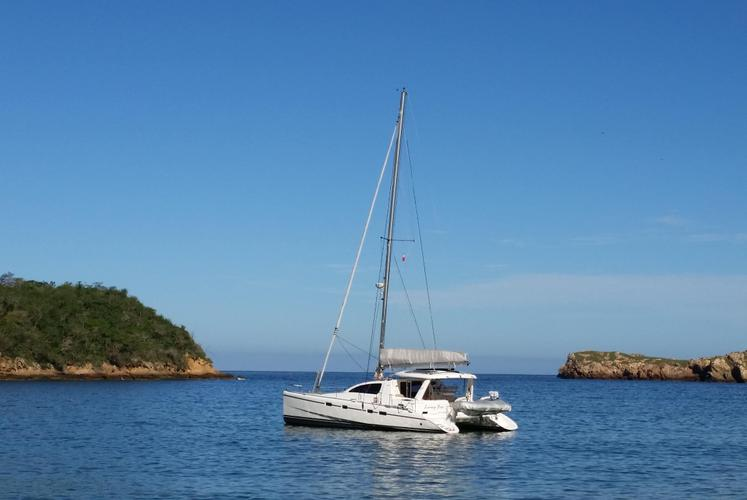 Spacious, Stable and Comfortable Catamaran