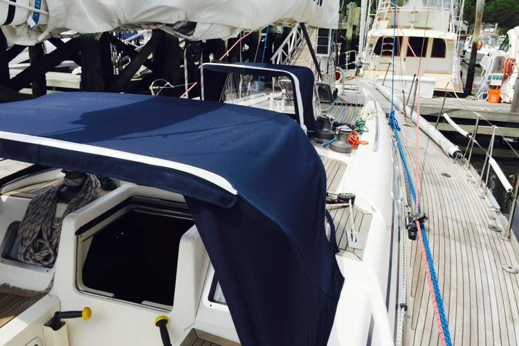 Swan boat for rent in Huntington