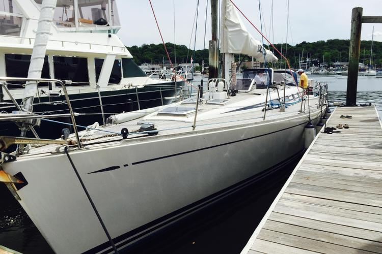 Discover Huntington surroundings on this 48' Swan boat