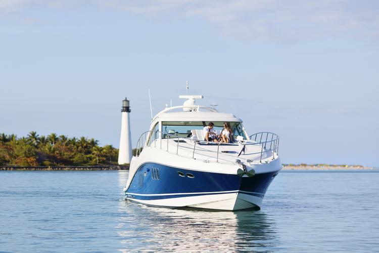 Motor yacht boat rental in Hyatt Regency Pier 66, FL