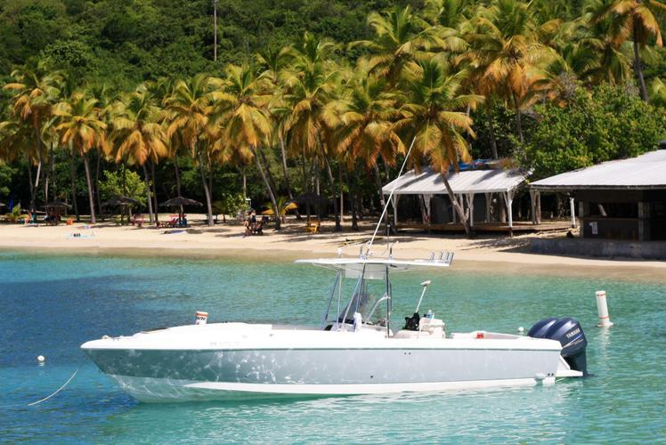 Boating is fun with a Cuddy cabin in St Thomas