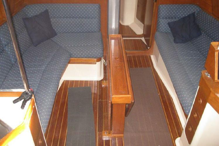40.0 feet Canadian Sailcraft in great shape