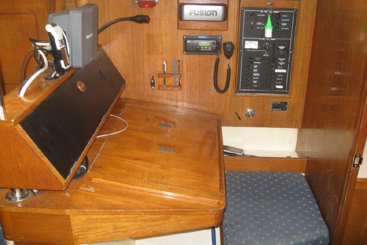 Canadian Sailcraft's 40.0 feet in Pasadena