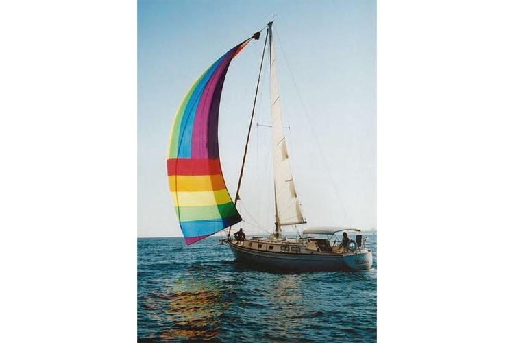 Boating is fun with a Sloop in West Palm Beach
