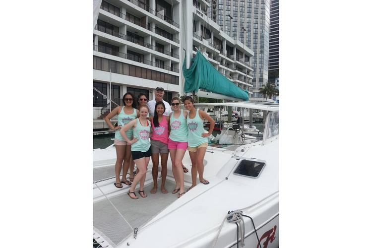 Boating is fun with a Catamaran in St Augustine