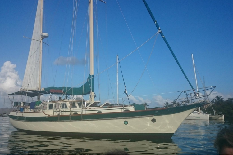 Come Sail the Beautiful Cerulean Waters of the Virgin Islands!