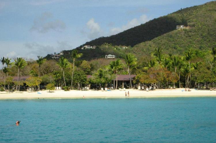 Discover St. Thomas surroundings on this Sailboat Sailboat boat