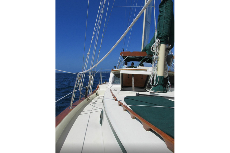 Ketch boat for rent in St. Thomas