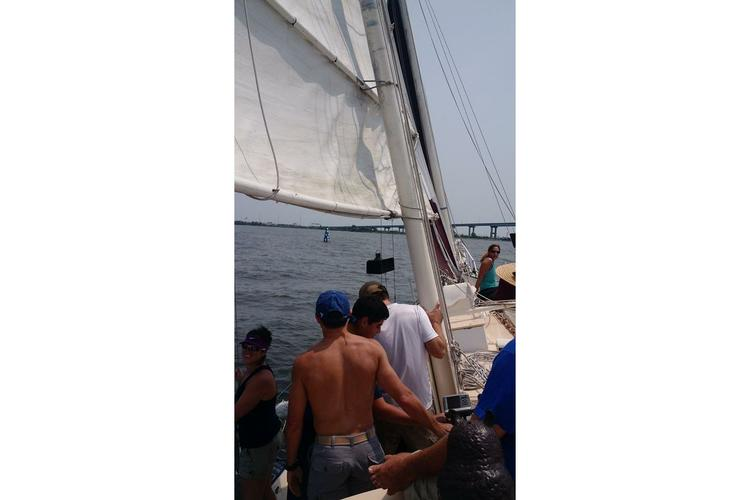 Boat for rent Thomas E. Colvin 48.0 feet in Inner Harbor Marina, MD