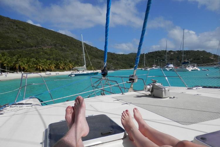 Boat for rent x 50.0 feet in Soper's Hole Marina, British Virgin Islands