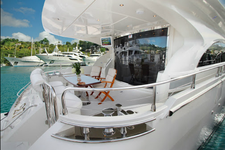 Entertain on Board this Marquis Motor Yacht