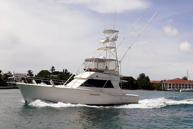 Sportfishing in the Bahamas!