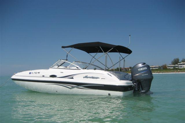 Come Charter This 21' Hurricane Deck Boat Near Marco Island