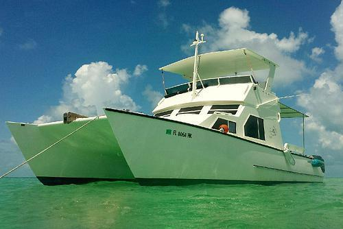 Enjoy an Adventure in the Florida Keys on this Catamaran