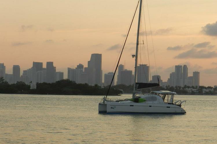Catamaran Sailing at its Best
