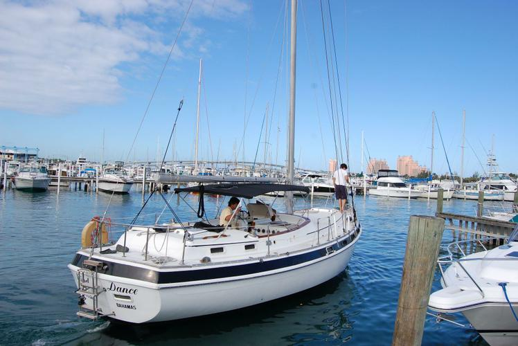 Enjoy a Snorkeling Sail on this Beautiful Morgan