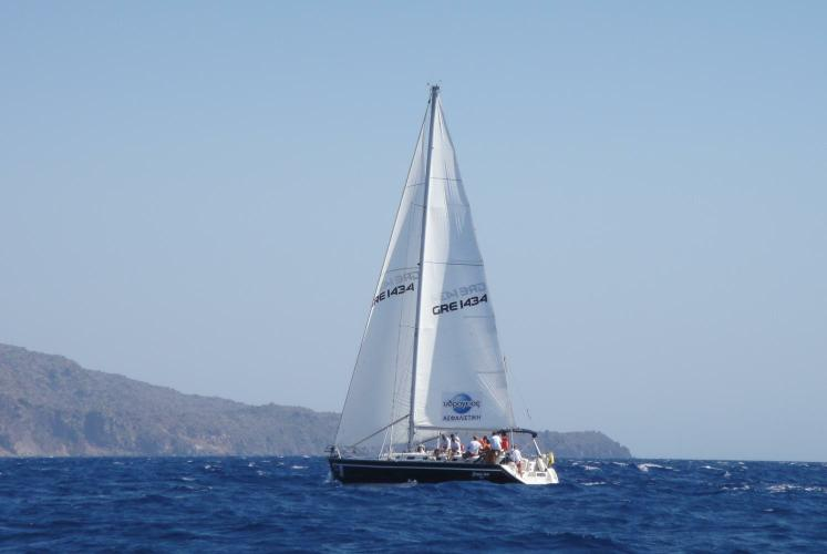 Discover the Aegean sea with the Princess of Lemnos