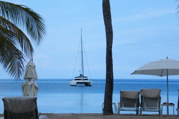 Enjoy a sail on the largest day sailing catamaran in Antigua