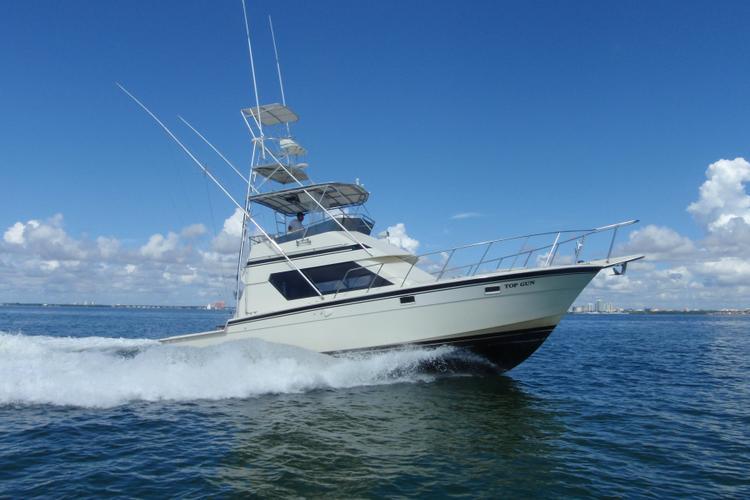 World famous fishing boat