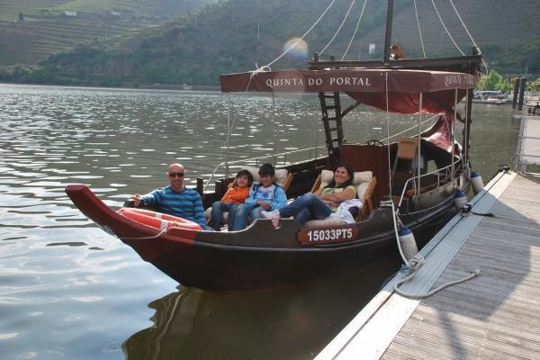 Cruise in Douro river