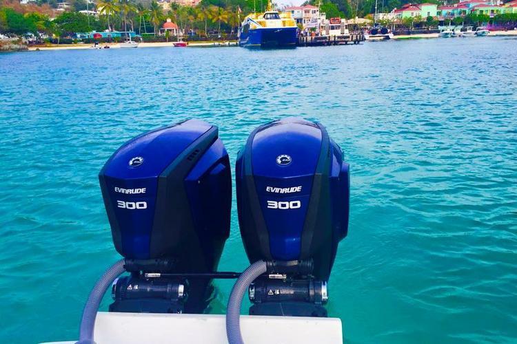 Boat for rent Powerplay 33.0 feet in St. John, British Virgin Islands