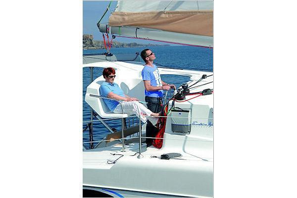Boat for rent Fountaine Pajot 36.0 feet in Road Reef Marina, British Virgin Islands
