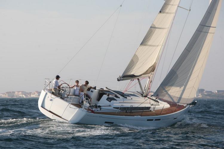Boat for rent Jeanneau 40.0 feet in Ft. Lauderdale BoatClub, FL