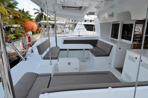 Lagoon boat for rent in Road Town