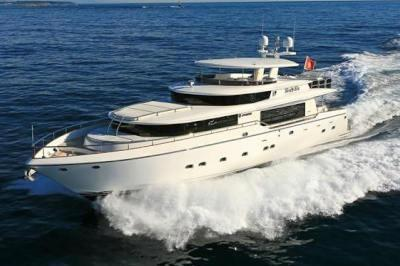This Awesome Yacht is Ready for You in the Caribbean!
