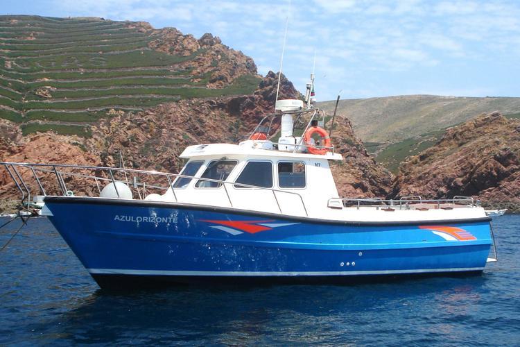 Fishing trip in Peniche